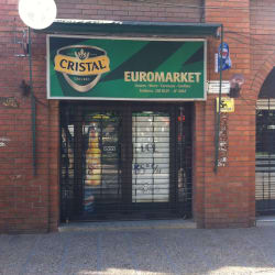 Botillería Euromarket en Santiago