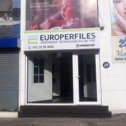 Europerfiles en Santiago