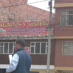 Secretos y Misterios en Bogotá