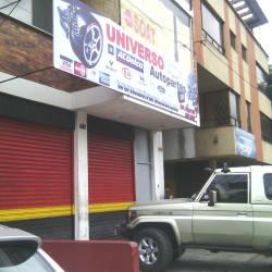 Universo Autopartes en Bogotá