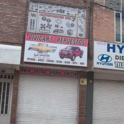 Vivicars Repuestos en Bogotá