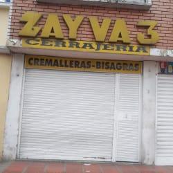Zayva 3 Cerrajería en Bogotá