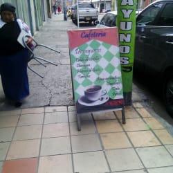 Cafeteria Carrera 69P   en Bogotá