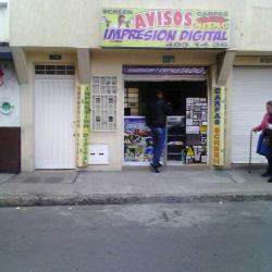 Carpas Hoy Mismo en Bogotá