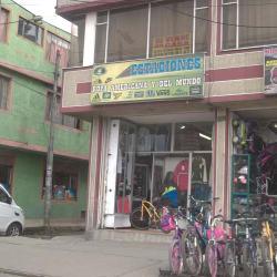 Estaciones Ropa Americana y Del Mundo en Bogotá