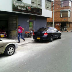 Latoneria y Pintura 9- 16 en Bogotá