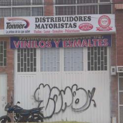 Mundial De Pinturas  LCD S.A.S en Bogotá
