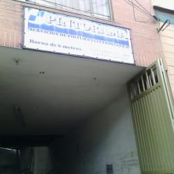 Pintorama en Bogotá