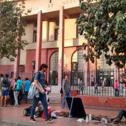 Universidad de Chile - Facultad de Derecho en Santiago