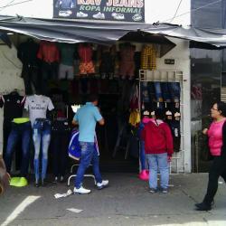 Rav Jeans en Bogotá