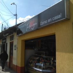 Restaurante Tartaruga en Bogotá