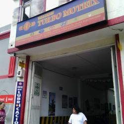 Talleres Tubo Motrix en Bogotá