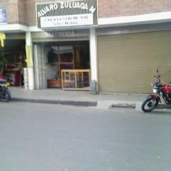 Alvaro Zuluaga M Sastreria en Bogotá