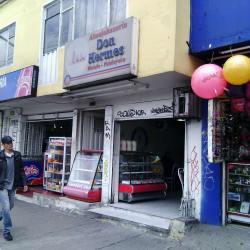 Almojabaneria Don Hermes en Bogotá