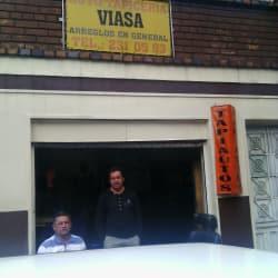 Auto Tapiceria Viasa en Bogotá