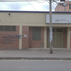 Comedor Comunitario Santa Fe en Bogotá