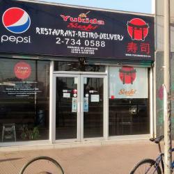 Restaurante Yukida Sushi en Santiago