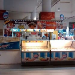 Savory - Arauco Estación / Patio de Comidas en Santiago