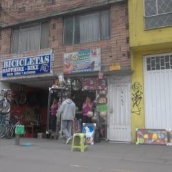 Bicicletas Sapphire-Bike en Bogotá