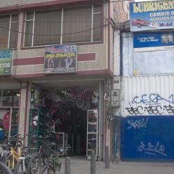 Bike Brith en Bogotá