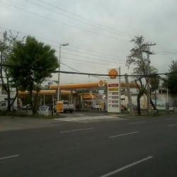 Estación de Servicio Shell - Santa María en Santiago