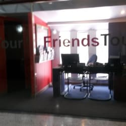 Friends Tour en Santiago