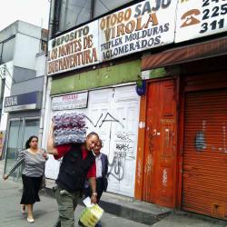 Deposito Los Montes de Buenaventura en Bogotá