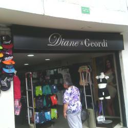 Diane & Geordi Ferias en Bogotá