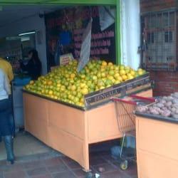 Frutos Comerciales en Bogotá