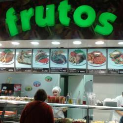 Frutos - Vivo Centro en Santiago