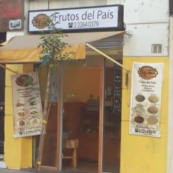 Frutos del País - General del Canto en Santiago