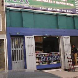 Papeles R R SAS en Bogotá