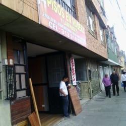 Pisos en Madera y Laminados en Bogotá