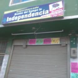 Supermercado Granos Del Campo La Independencia en Bogotá