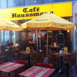 Restaurant Haussmann en Santiago