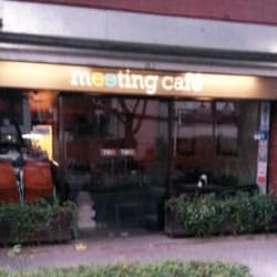 Meeting Cafe en Santiago