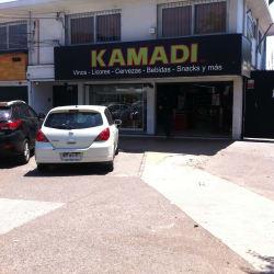 Botillería Kamadi en Santiago