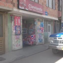 Tienda Clarelandia en Bogotá