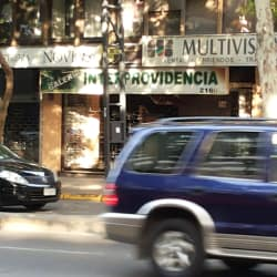 Galería Interprovidencia en Santiago