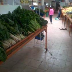 Verduras de la 68 en Bogotá