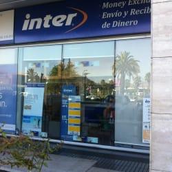 Casa de Cambio Inter en Santiago