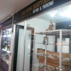 Salón Bodyart en Santiago
