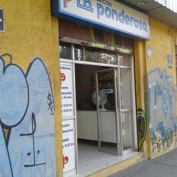 Lavaseco La Ponderosa en Santiago