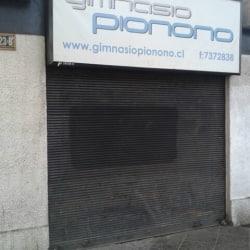 Gimnasio Pionono en Santiago