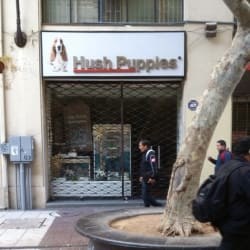 Hush Puppies en Santiago