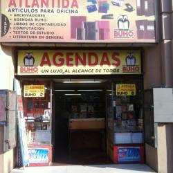 Libreria Atlantida en Santiago