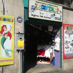 Importadora y Exportadora Destan en Santiago