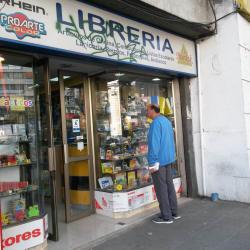 Librería Bunick en Santiago