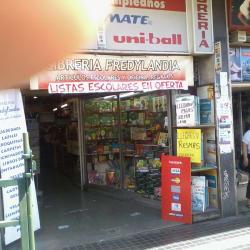 Librería Fredylandia en Santiago