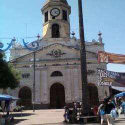 Iglesia y Convento de la Recoleta Franciscana en Santiago
